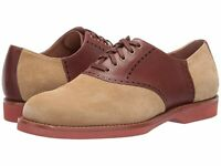 Polo Ralph Lauren Men's Rhett Saddle Brown Shoe Size 8.5 /UK 7.5/ EUR 41.5 NWT