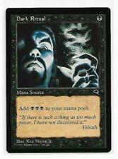 Dark Ritual Tempest Near Mint NM MTG Magic the Gathering
