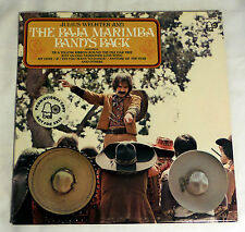 Baja Marimba Band: Baja Marimba Band's Back  [VG++ Copy- White Label Promo]