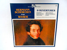 LP ADES 14.050 Hermann SCHERCHEN dirige WEBER ( Ouvertures )    MINT