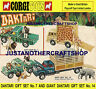 Corgi Toys Daktari Gift Set GS 7 & 14 Large Poster Shop Display Sign Leaflet
