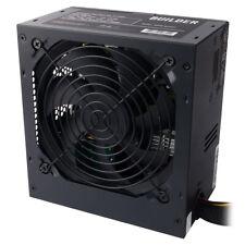 Black 600W ATX PC Power Supply Unit Computer PSU PCI-E 6x SATA 8-Pin 12V NEW
