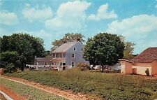 Pennsylvania Dutch Amish Homestead Lancaster Pa Postcard