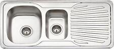 Kitchen Sinks without Taps