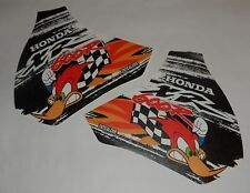Honda Xr 600 R,XR600R XR600 R Tank decals, graphics Excellent Quality! Stickers