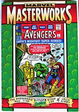 MARVEL MASTERWORKS: AVENGERS Nos. 1-10 - ALTERNATIVE COVER