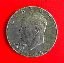 one dollar Eisenhower 1776-1976