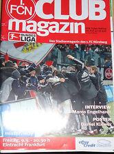 2006/07 1.Bundesliga 1.FC Nürnberg - Eintracht Frankfurt