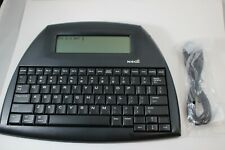 Alphasmart Neo 2 NEO2-KB Word Portable PC Processor Keyboard Classroom w USB 🔥