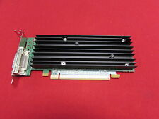 HP NVIDIA QUADRO NVS 290 256MB LP VIDEO CARD PCI-e x16 DMS-59 454319-001