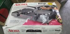 Aroma Housewares AHP312 Electric Double Buffet Burner.