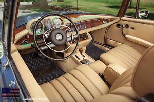 Mercedes-Benz 111 Coupe 1959-1971 Custom Car Floor Mats CocoMats 2 Piece Set