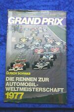 Grand Prix 1977 Buch von Ulrich Schwab Motorbuch Verlag