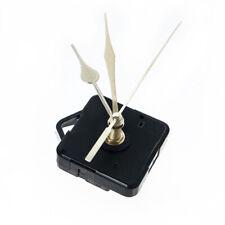 DIY Replacement Quartz Clock Movement Mechanism Motor & Metal Hands & Fittings