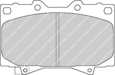 Lexus IS220 Berline 2005-2011 2.2 plaquettes frein Avant Kit W155-H60-T17.7