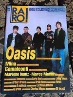 RARO! 111 Magazine about discography ps OASIS Mina Marlene Kuntz Ramones