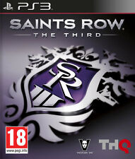 Saints Row The Third PS3 playstation 3 jeux jeu action game games spelletjes 749