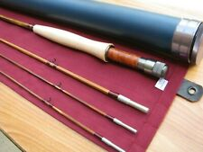 Bamboo Fly Rod 7-1/2' 3 section. 2 Tips 5 Wt.