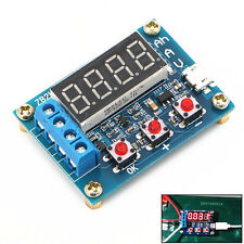 Battery Capacity Meter Discharge Tester 18650 li-ion lithium Lead-acid 1.5-12v