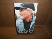 New ! Paul Newman *Nobody's Fool* VHS **1st Edition** Bruce Willis 1994/1995