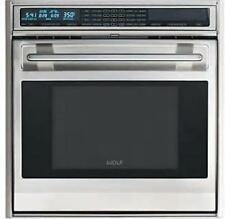 """NIB WOLF L Series SO30US 30"""" 4.5 Dual Convection Single Electric Wall Oven"""