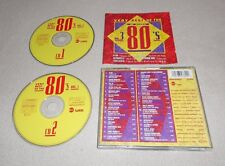 2CDs  The Very Best Of The 80's - Vol.3  32.Tracks  1994  25