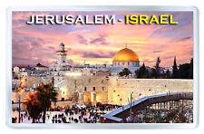 Jerusalem Israel Mod2 Fridge Magnet Souvenir Magnet Kühlschrank