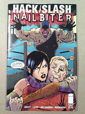 HACK/SLASH NAILBITER #1 ONE-SHOT FLIP-BOOK 2015 IMAGE NEAR MINT FIRST PRINTING