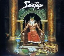 Hall Of The Mountain King (Re-Issue) - Savatage (2011, CD NEUF)