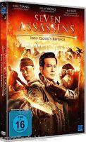 DVD - Seven Assassins - Iron Cloud `S Vendetta - Nuovo/Originale