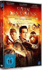 DVD - SVEN ASESINOS - Iron Cloud `s Revenge - NUEVO / embalaje original