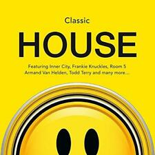 Classic House - Various Artists (NEW 3CD)