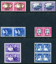 South West Africa 1945 - 1947 Unused NH Lot