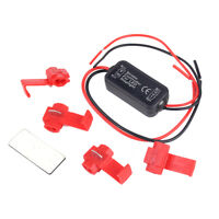 Car Flash Strobe Controller Flasher Module Fit for Brake Tail Stop Light Lamp