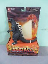 "1954 Godzilla 2002 VINYL ACTION FIGURE BANDAI Godzilla toho kaiju sofubi 6.5"""