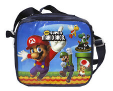 Defected item Mario Bros Insulated Cooler Snack Lunch Bag tote