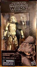 Star Wars Black Series Mimban Stormtrooper Walmart Excl Mandalorian Cara Dune