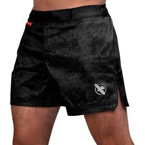 Hayabusa Hexagon Mid-Thigh Fight Shorts