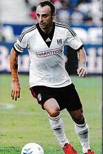 Football Photo>DIMITAR BERBATOV Fulham 2013-14