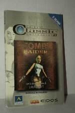 TOMB RAIDER GIOCO USATO OTTIMO STATO PC CD ROM VERSIONE ITALIANA ML3 51362