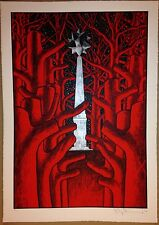 STANLEY DONWOOD ART ALLIANCE PRINT PROVOCATEURS OBEY SHEPARD FAIREY POSTER #17