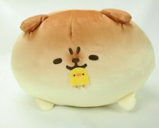 Yeast Ken Cozy Plush Tosaanko Tosa Piyokon Red Bean Bun Cute Kawaii Bread Dog