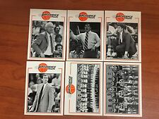 1991 PROVIDENCE FRIARS ALL-TIME GREATS COLLEGE BASKETBALL SET w/ WILKENS,PITTINO