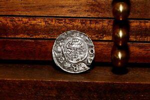 Henry III Short Cross Penny, Moneyer Ioan & Canterbury Mint, Class 7a, S1356a