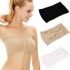 Unbranded Strapless Nylon Women's & Bra Sets