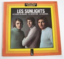 "Les SUNLIGHTS ""Collection record"" (Vinyle 33t / LP) 1974"