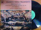 DISCO LP - BEETHOVEN SINFONIA 9 CORALE - L. LUDWIG CLASSICI SENZA TRAMONTO CBS M