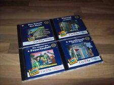 TKKG PC Sammlung gleich 4 Spiele alle in 1 Auktion TOP TKKG PC SPIELE