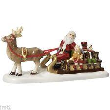 Villeroy & Boch NOSTALGIC VILLAGE Reindeer and Sleigh