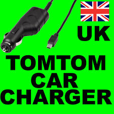 CAR CHARGER FOR TOMTOM ONE V2 V3 V4 XL V1 V2 520 720